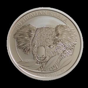 2014 Silver Australian Koala