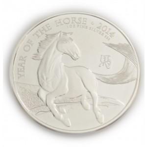 2014  Lunar Horse