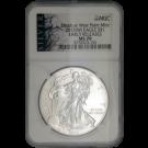 2013 MS70 Silver Eagle